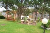 Hôstellerie la Vielle Ferme - jardin détente