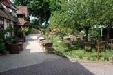 Hôstellerie la Vielle Ferme - Jardin