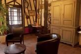 Hôstellerie la Vielle Ferme - Salon