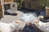 Hostellerie Le Castellas - Jacuzzi & bains de soleil