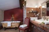 Hostellerie Le Castellas - Salle de Bain chambre Prestige
