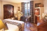 Hostellerie Bérard & Spa – Chambre Charme Supérieure du Couvent