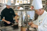 Hostellerie Bérard & Spa - Chefs en cuisine