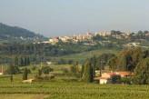Hostellerie Berard & Spa - Vue sur la Cadière d'Azur et les vignes