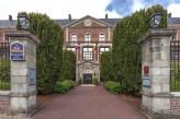 Hôtel Hermitage - Entree Hôtel