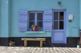 Hôtel Hermitage - Maison Bleue à Monteruil sur Mer