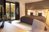 Hôtel l'Aubinière & Spa – Chambre Privilège marron