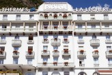 Hôtel Radiana & Spa – Façade