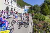 Hôtel Radiana & Spa – La Léchère Course cycliste