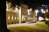 Hôtel Radiana & Spa – Vue Nocturne