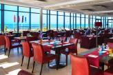Hotel Spa du Bery St Brevin - Restaurant avec vue sur l'Océan