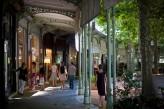 Hotel Vichy Spa les Célestins - Exterieur de L'hotel Galerie Marchande