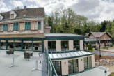 Hôtel les Violettes & Spa -Vue Extérieure