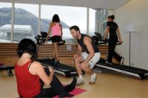 Hôtel Radiana & Spa – Salle de Fitness