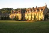 Abbaye des Vaux de Cernay - Coté Sud