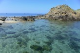 L'île aux Moines : Vue paradisiaque - traversée en 5 min depuis le Port Blanc situé sur la commune de Baden à 70km de l'hôtel le Roi Arthur @PIRIOU-Jacqueline
