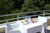 Hotel Vichy Spa les Célestins - Spa Terrasse