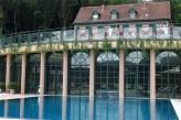Hôtel les Violettes & Spa - Piscine Extérieure