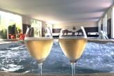 Manoir de la Poterie & Spa - Piscine Coupes Champagne