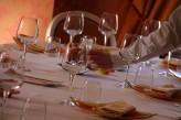 Manoir de la Poterie & Spa - Restaurant table détail