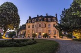 Najeti Château Clery à Hesdin l'Abbé - Façade Nuit