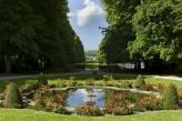 Najeti Château Clery à Hesdin l'Abbé - Parc fleuri