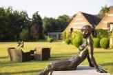 Château Tilques - Parc statue