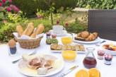 Château Tilques - Petit déjeuner en terrasse