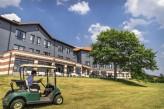 Najeti Hôtel du Golf Lumbres - St Omer - Façade coté Golf