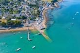 le Port de Penerf à Damgan situé à 59km de l'hôtel le Roi Arthur @PORIEL-Thibault