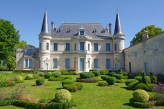 Le Relais de Margaux : Château Palmer dans le Médoc à 3 km de l'hôtel