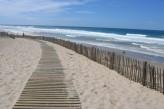 Le Relais de Margaux- les plages de Hourtin à 56km de l'hôtel