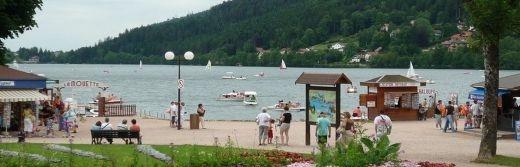 hotel la Jamagne esplanade lac Gerardmer