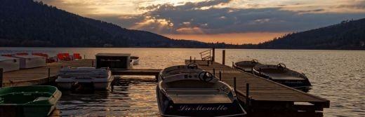 hotel la Jamagne lac Gerardmer soiree