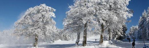 hotel la Jamagne neige et ski dans les vosges
