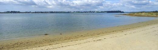 Plage-Le-Mounienne-Ile-d'Arz-traversée-depuis-vannes-à-50-km-de-l-hôtel-le-roi-arthur@LE-GAL-Yannick