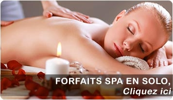 Forfaits spa en solo hotel Valescure