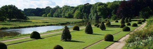 parc-du-Chateau-du-Lude-a-7km-de-l-hotel @Ot vallée du loir